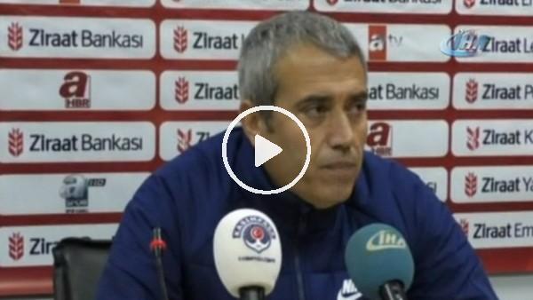 """Kemal Özdeş: """"Boluspor'u tebrik ediyorum"""""""