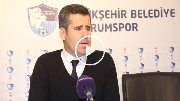 """Hüseyin Eroğlu: """"Savunmadaki dengesizlik bizim dengemizi bozdu"""""""