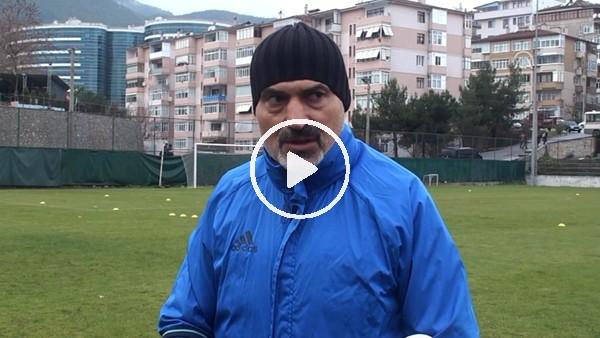 """Levent Açıkgöz: """"Trabzon maçında inşallah gülen taraf biz oluruz"""""""