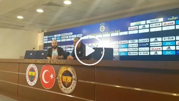 """Kemal Özdeş: """"Forvetsiz oynamak Fenerbahçe'nin işine geldi"""""""