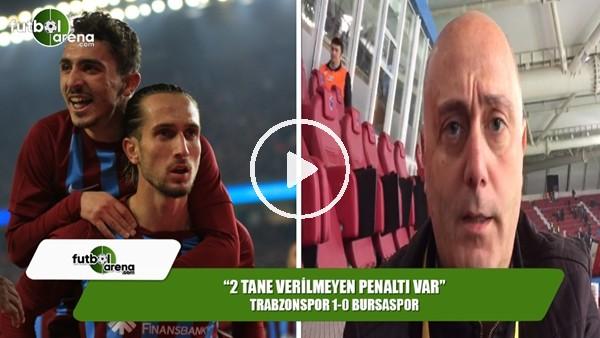 """Altuğ Atalay: """"Trabzonspor'un 2 tane verilmeyen penaltısı var"""""""