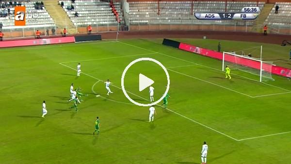 Aatif Chahechouhe'nun Adana Demirspor'a attığı şık gol