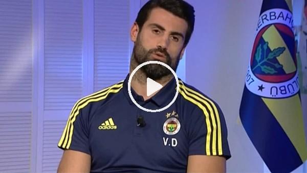 """Volkan Demirel: """"Bu sezon en büyük avantaj Aykut hocanın başımızda olması"""""""