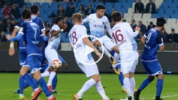 Trabzonspor 5-1 BB Erzurumspor (Maç özeti ve golleri)