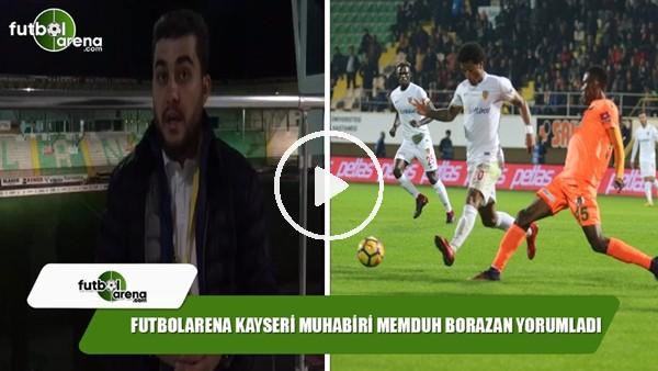 """""""Kayserispor, Alanyaspor karşısında tutuk futbol oynadı"""""""