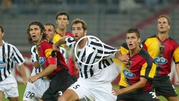 Juventuslu Igor Tudor, Galatasaray'a karşı son maçı!