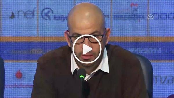 """David Badia Cequier: """"Ligdeki durumumuzdan dolayı ikinci golden sonra dağıldık"""""""