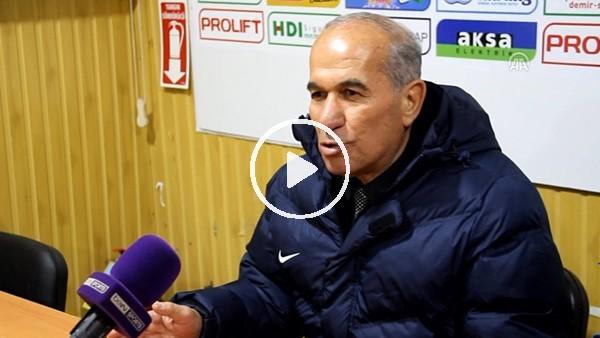 """Vedat Özsoylu: """"Bu takımı ikinci yarıda daha iyi seviyelere getireceğiz"""""""