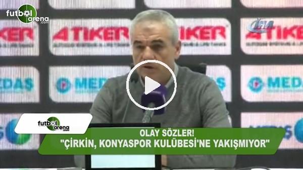 """Rıza Çalımbay: """"Konyaspor'a yakışmıyor"""""""