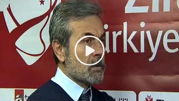 "Aykut Kocaman: ""Her iki kupada da şampiyon olma ihtimalimiz zor"""