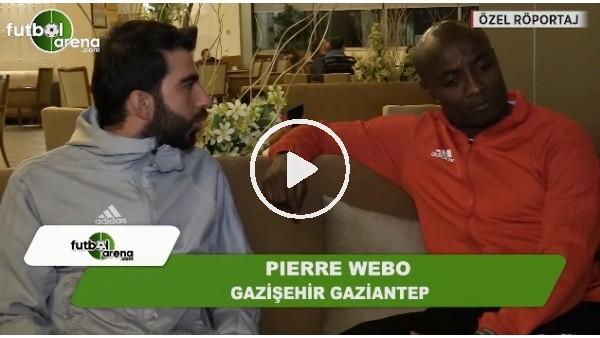 """Webo: """"Futbolu sadece para için oynamıyorum"""""""