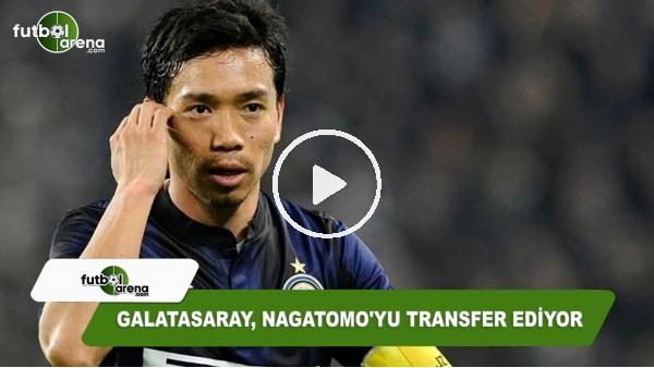 'Galatasaray, Nagatomo'yu transfer ediyor
