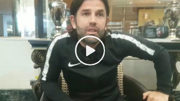 İbrahim Üzülmez'den Cenk Tosun transferi için tebrik
