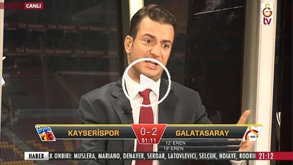 Umut Bulut'un golünde GS TV!