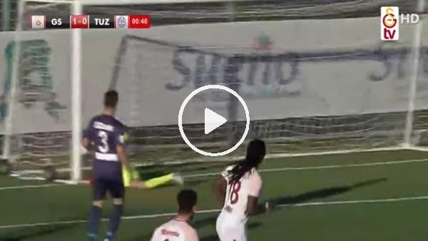 'Gomis maça hızlı başladı! Harika gol...