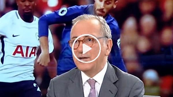 """Fatih Altaylı: """"Cenk Tosun boyuyla posuyla Premier Lig'e yakışıyor"""""""