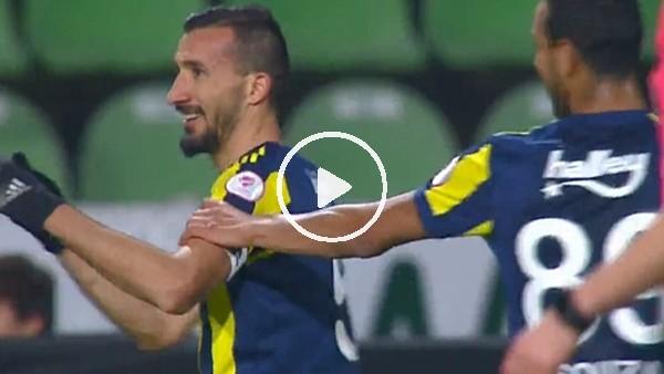 Mehmet Topal'ın Giresunspor'a attığı kafa golü