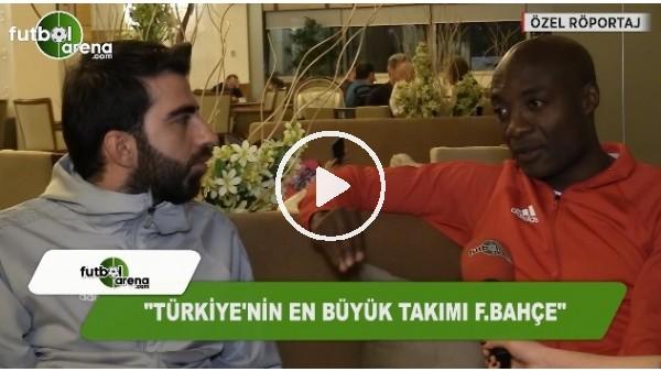"""Webo'dan Fenerbahçe'ye: """"Türkiye'nin en büyüğü"""""""