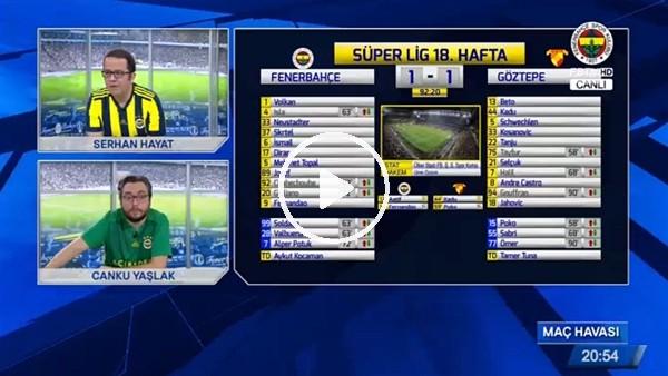Soldado'nun golünde FB TV spikerleri çıldırdı!