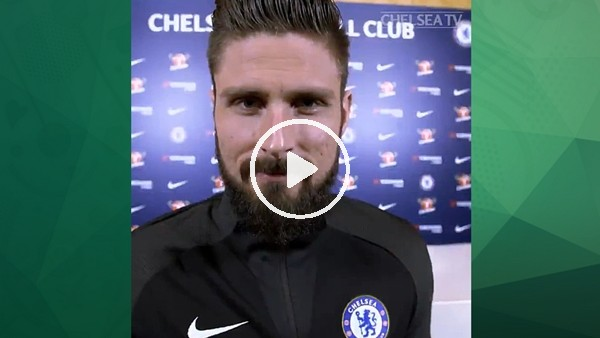 Chelsea, Olivier Giroud transferini açıkladı