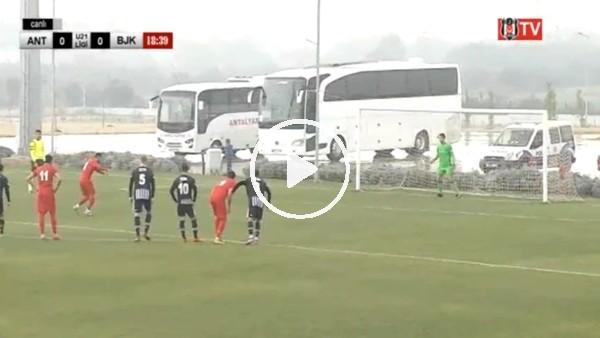 Furkan'ın Beşiktaş'a penaltıdan attığı gol
