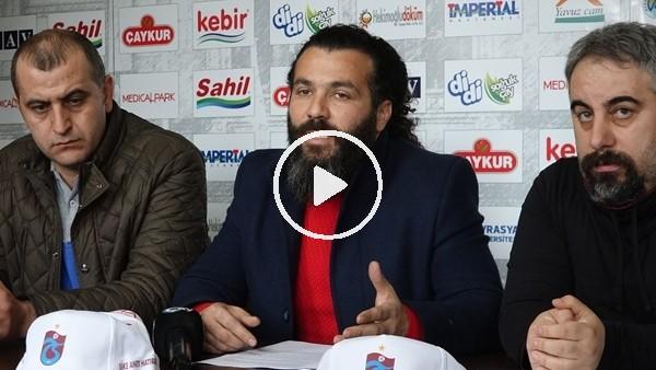"""Trabzonspor taraftarlarından 1'er TL toplayarak """"Şike Anıtı"""" yapacaklar"""