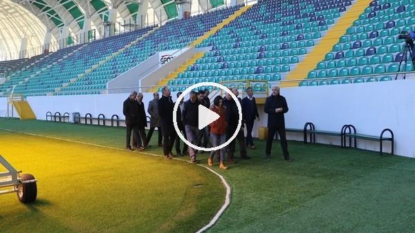 Akhisarspor kendi stadındaki ilk maçı Antalyaspor ile yapacak