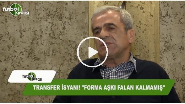 """Rizespor'dan transfer isyanı! """"Forma aşkı kalmamış"""""""
