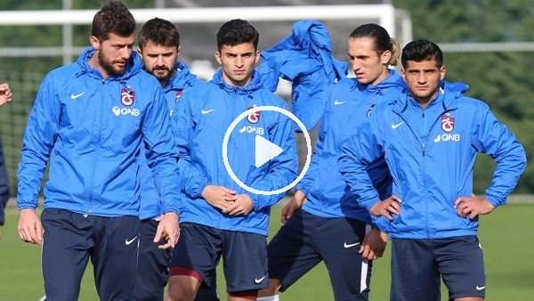 Trabzonspor, Antalya kampını tamamladı