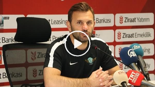 """Okan Buruk: """"Ligin iyi takımlarından biri olan Kayserispor'a karşı çok üstün oynadık"""""""