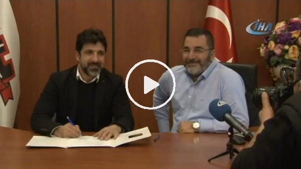 Oktay Derelioğlu, Gaziantepspor'a imzayı attı
