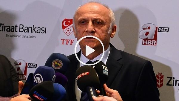 """Metin Doğan: """"Fenerbahçe'nin hedefi kupayı kazanmaktır"""""""
