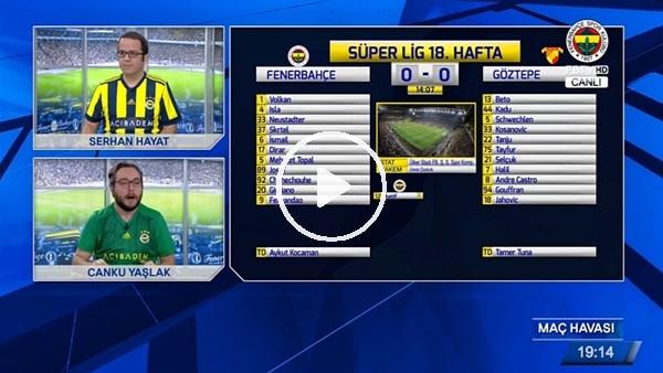 Fernandao'nun golünde FB TV!