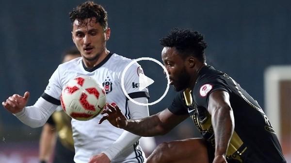 Osmanlıspor 2-1 Beşiktaş (Maç özeti ve golleri)