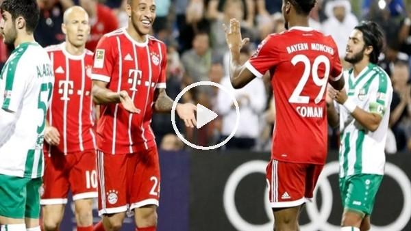 Bayern Münih 6-0 El-Ehli (Maç özeti ve golleri)