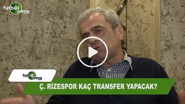 Çaykur Rizespor kaç transfer yapacak?