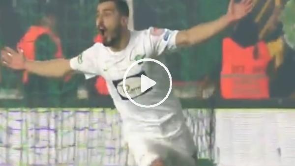 Eray Ataseven'in golü Akhisar'a galibiyeti getirdi