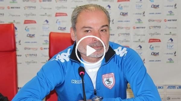 """Samsunspor Teknik Direktörü Engin İpekoğlu: """"Sözlerim yanlış anlaşıldı"""""""
