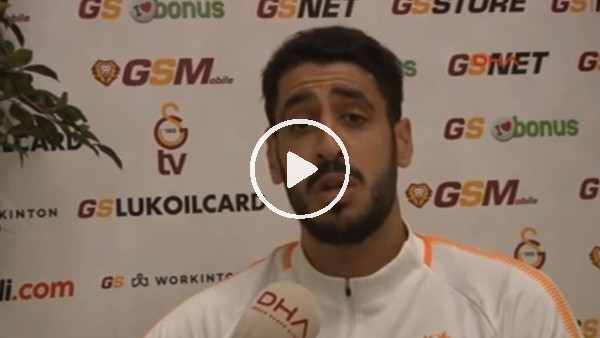 """Tolga Ciğerci: """"Fenerbahçe'ye gol atmak mükemmel olur"""""""