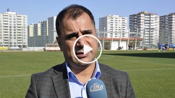 """Amedspor Başkanı Nurullah Edemen: """"Kararın sorumluğu bizim, seve seve hesap veririz"""""""