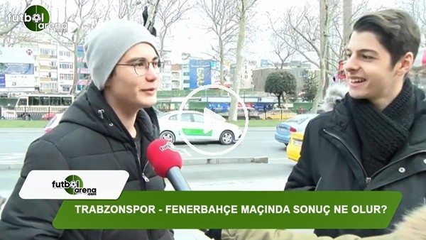 Trabzonspor - Fenerbahçe maçında sonuç ne olur?