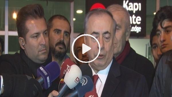 """Mustafa Cengiz: """"Aşırı sevinç ve aşırı üzüntülere karşıyım"""""""