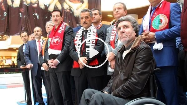 Samsunspor'un kazasında sakat kalan Emin Kar'dan yürek burkan bakış