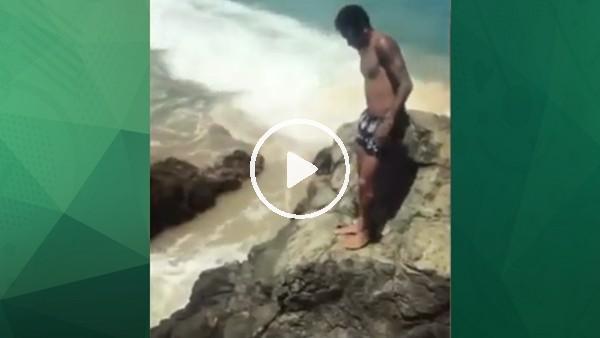 Neymar kaçamak tatilde böyle eğlendi!