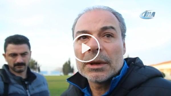 """Engin İpekoğlu: """"Muhtemelen transfer tahtamız açılmayacak"""""""
