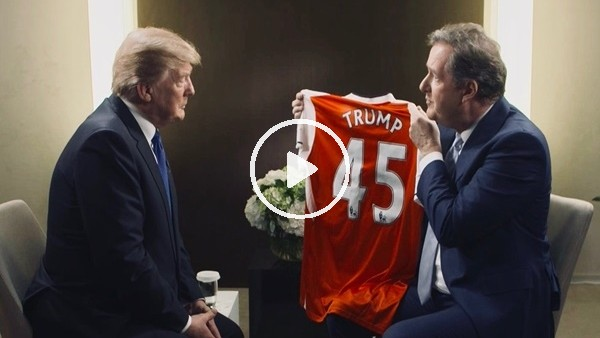 Donald Trump'a Arsenal teknik direktörlüğü teklifi