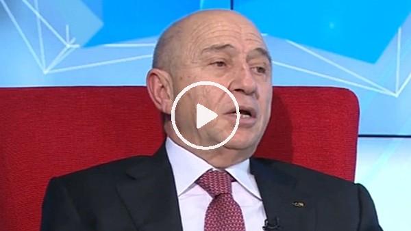"""Nihat Özdemir: """"Lucescu ile başarılı olacağımıza yürekten inanıyorum"""""""