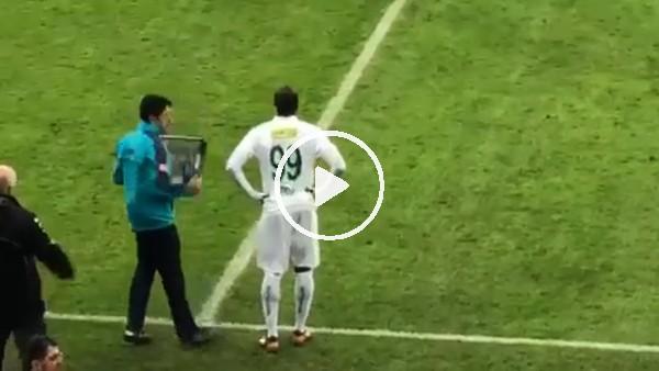 Sow, Bursaspor formayla ilk kez oyunda