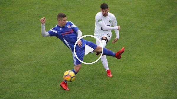 Karabükspor hazırlık maçında Akhisar'a 1-0 mağlup oldu