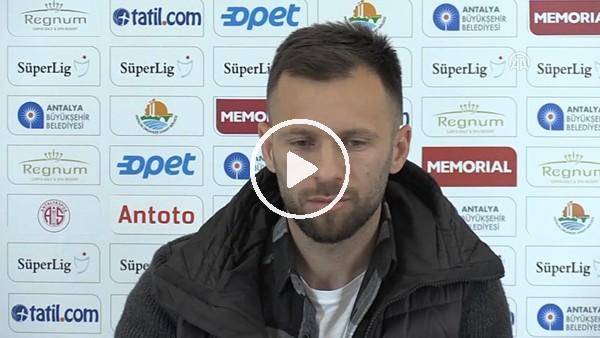 """Hakan Özmert: """"Antalyaspor'a başarılı olmaya geldim"""""""
